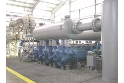 Compressor Lube Oil Monitoring