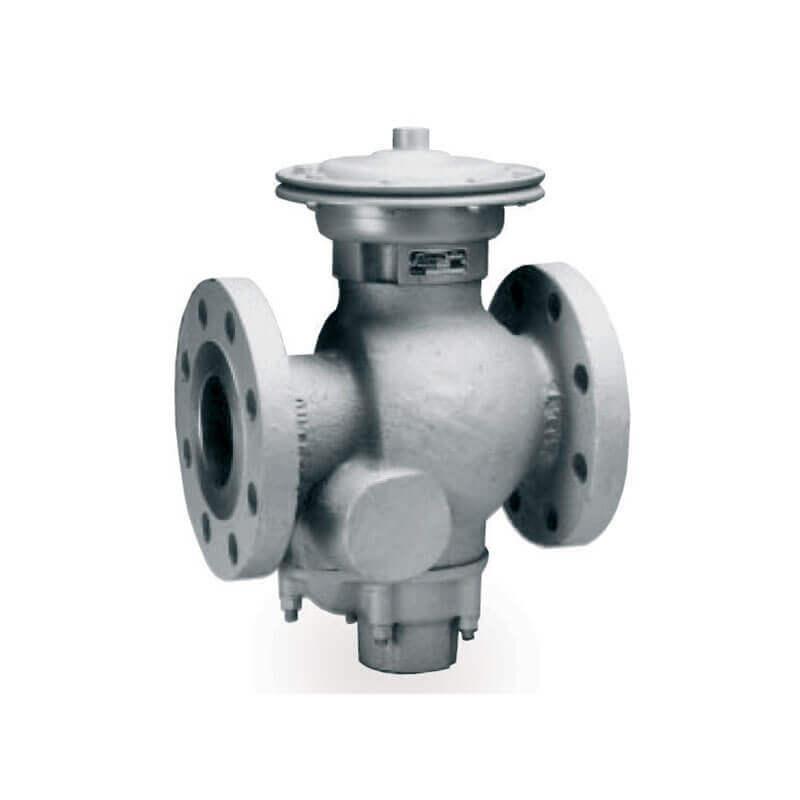 Fuel Gas Shutoff & Air Start Valves
