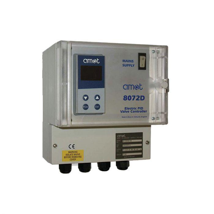 8072D Bulkhead Mount Controller | AMOT