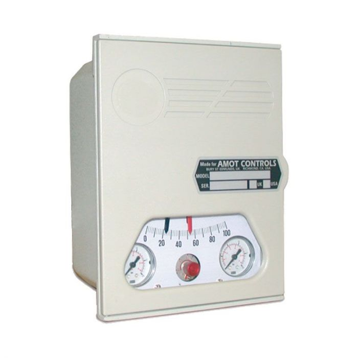 SG80 Pneumatic Controller   AMOT