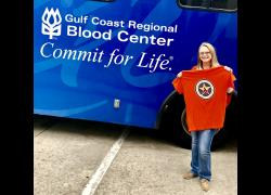 AMOT blood drive