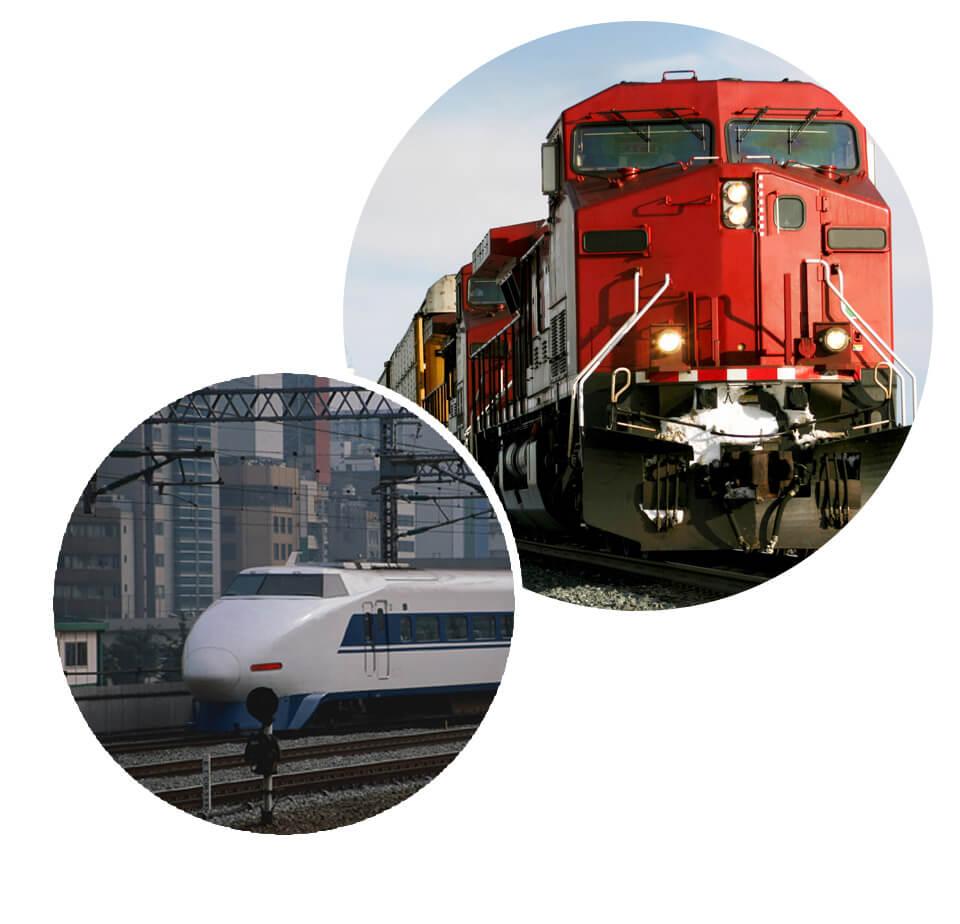 Locomotive engine temperature control
