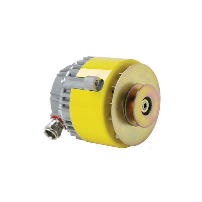 Flameproof alternators